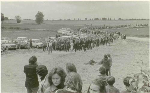 Eucharistijos bičiulių jubiliejus 1979