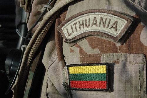 lietuvos-kariuomenė